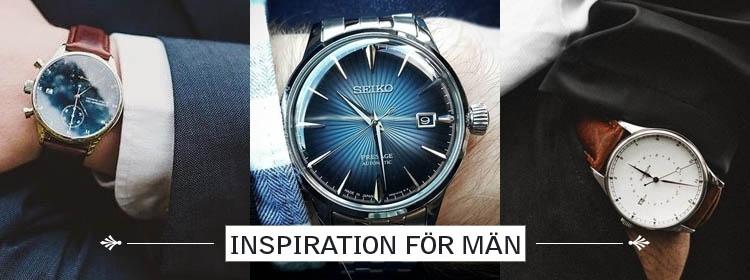 Inspiration för män
