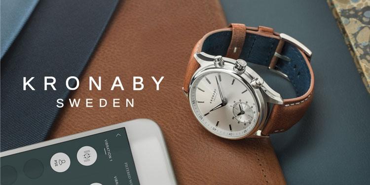 Kronaby Smartwatch